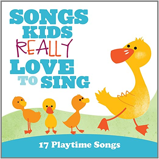 Kid's CD Music Albums just $1.