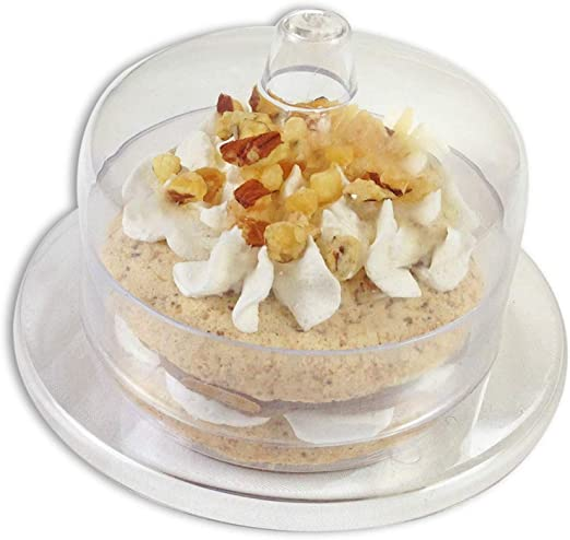 Phenomenal Amazon Com Zappy 24 Mini Cake Stand Round Mini Cake Plate With Birthday Cards Printable Trancafe Filternl
