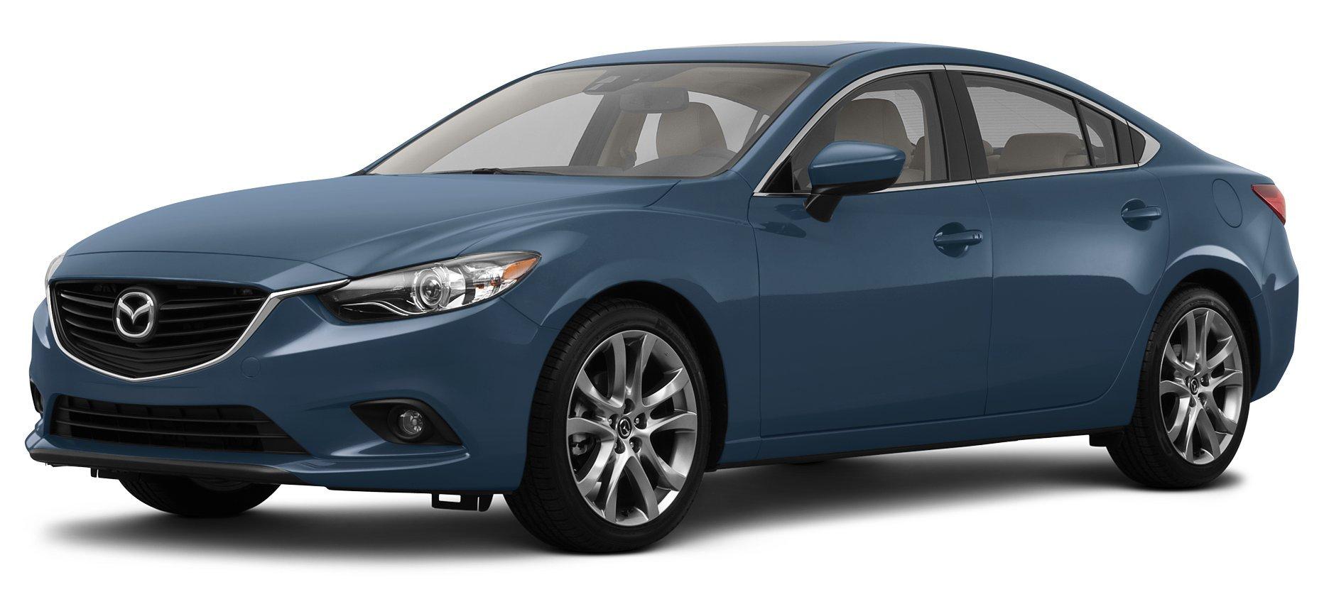 2014 Mazda 6 I Grand Touring, 4 Door Sedan Automatic Transmission ...