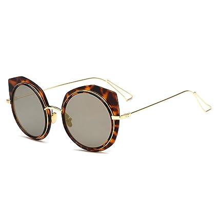 Gafas de sol 2018 Gato ojo Retro Gafas de sol de metal Ferrule Gafas de sol a1684c075ead