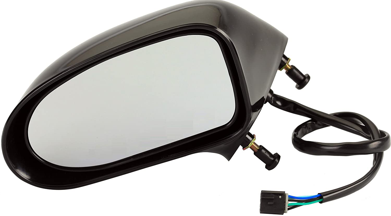 Dorman 955-1471 Buick LeSabre//Oldsmobile 98 Driver Side Power Heated Replacement Side View Mirror