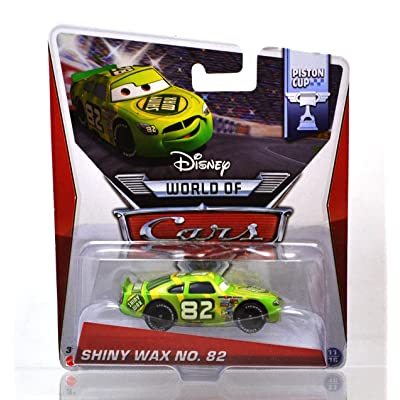 CARS: RACE OFFICIAL TOM PISTON CUP: Toys & Games