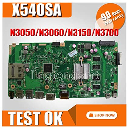 Amazon.com: ShineBear X540SA Motherboard with DDR3 4GB RAM ...