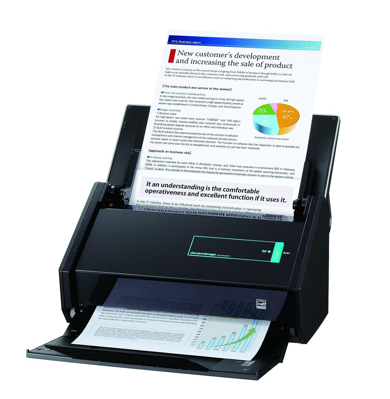 Szeneriebild Dokumentenscanner
