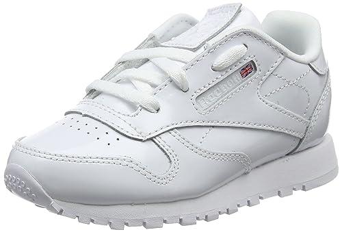 Reebok Classic Patent, Zapatillas de Gimnasia para Niñas: Amazon.es: Zapatos y complementos