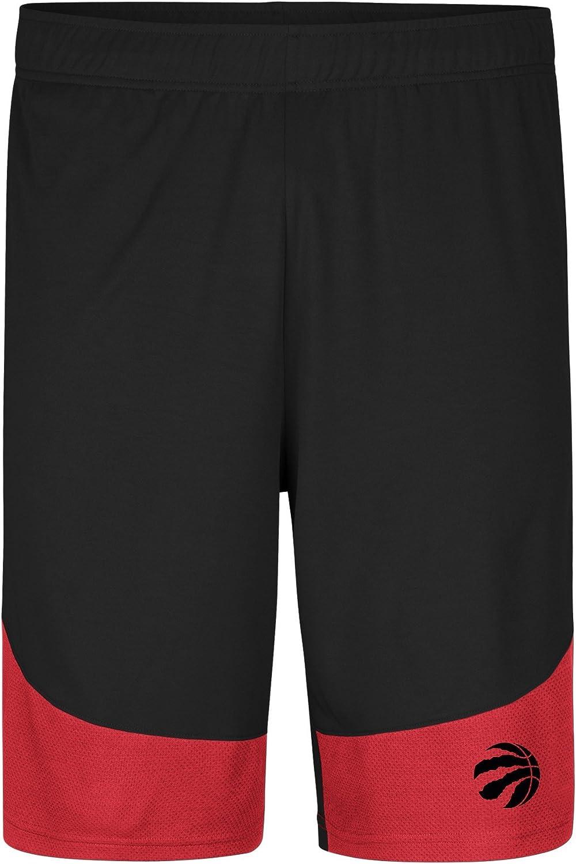 Profile Big /& Tall NBA Mens Poly Logo Short