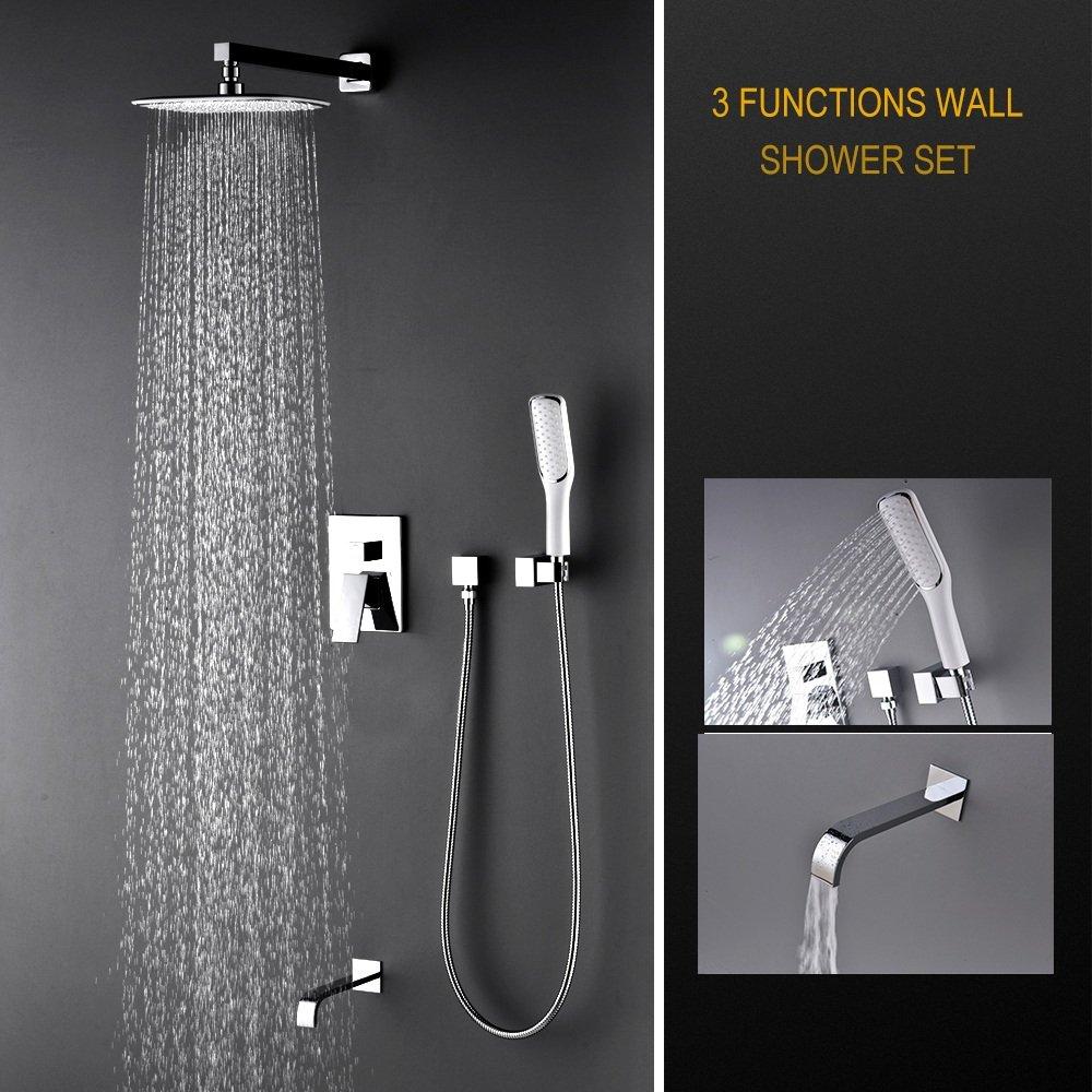 Best Rated in Bathtub & Shower Systems & Helpful Customer