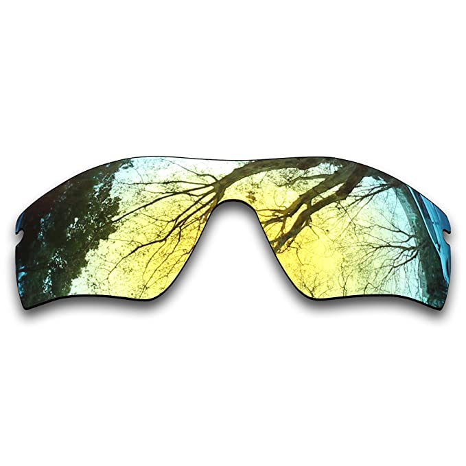 e5e7dbf6a8e5 Image Unavailable. Image not available for. Color: ToughAsNails Polarized Lens  Replacement for Oakley Radar Path Sunglass ...