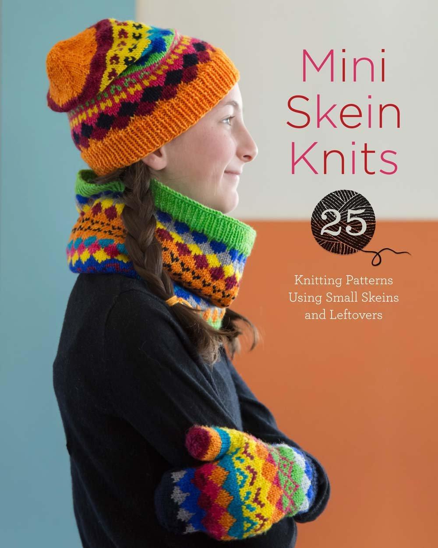 Knitting Patterns Using Mini Skeins