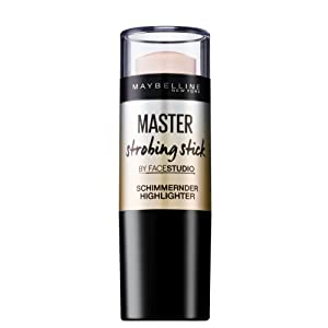 GEMEY MAYBELLINE Master Strobing Stick Illuminateur 100 Light Iridescent