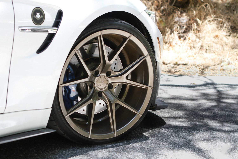 Gear Alloy 749MB Trek 17x9 5x127-12mm Black//Machined Lip Wheel Rim