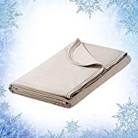 Elegear Revolutionary Cooling Blanket Absorbs Heat to Keep Adults, Children, Babies Cool on Warm Nights, Japanese Q-Max…