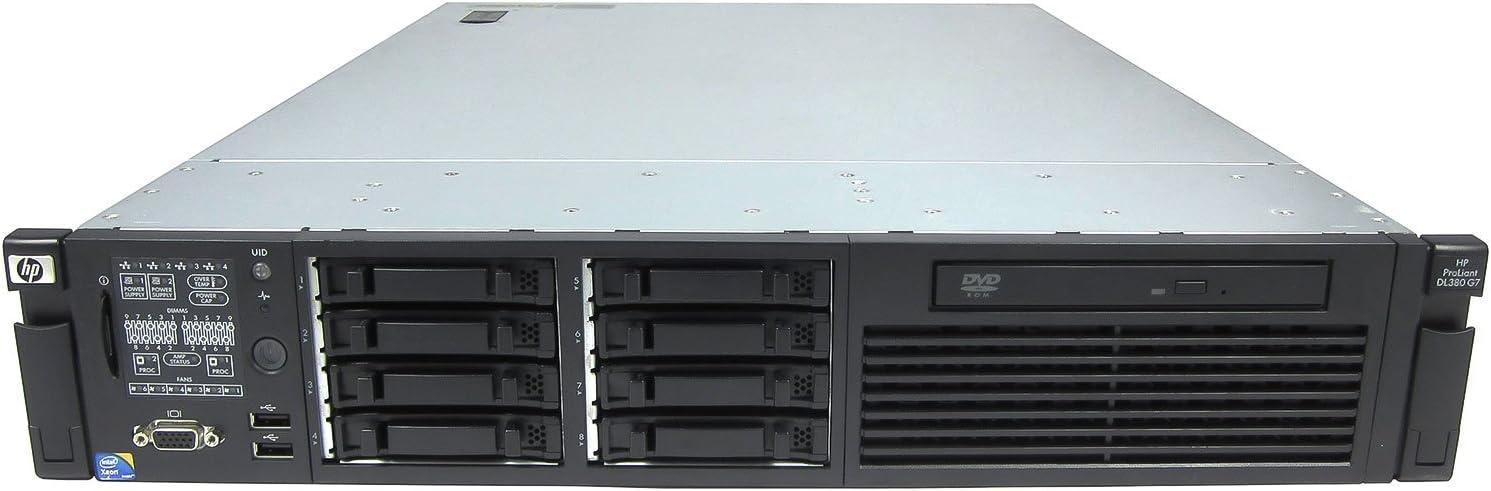 High-End HP ProLiant DL360 G7 Server 2x 3.06Ghz X5675 6C 32GB