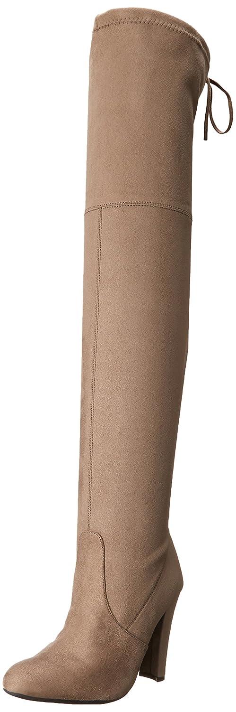 Steve Madden Woherren Gorgeous Winter Stiefel, Taupe, 9 M US