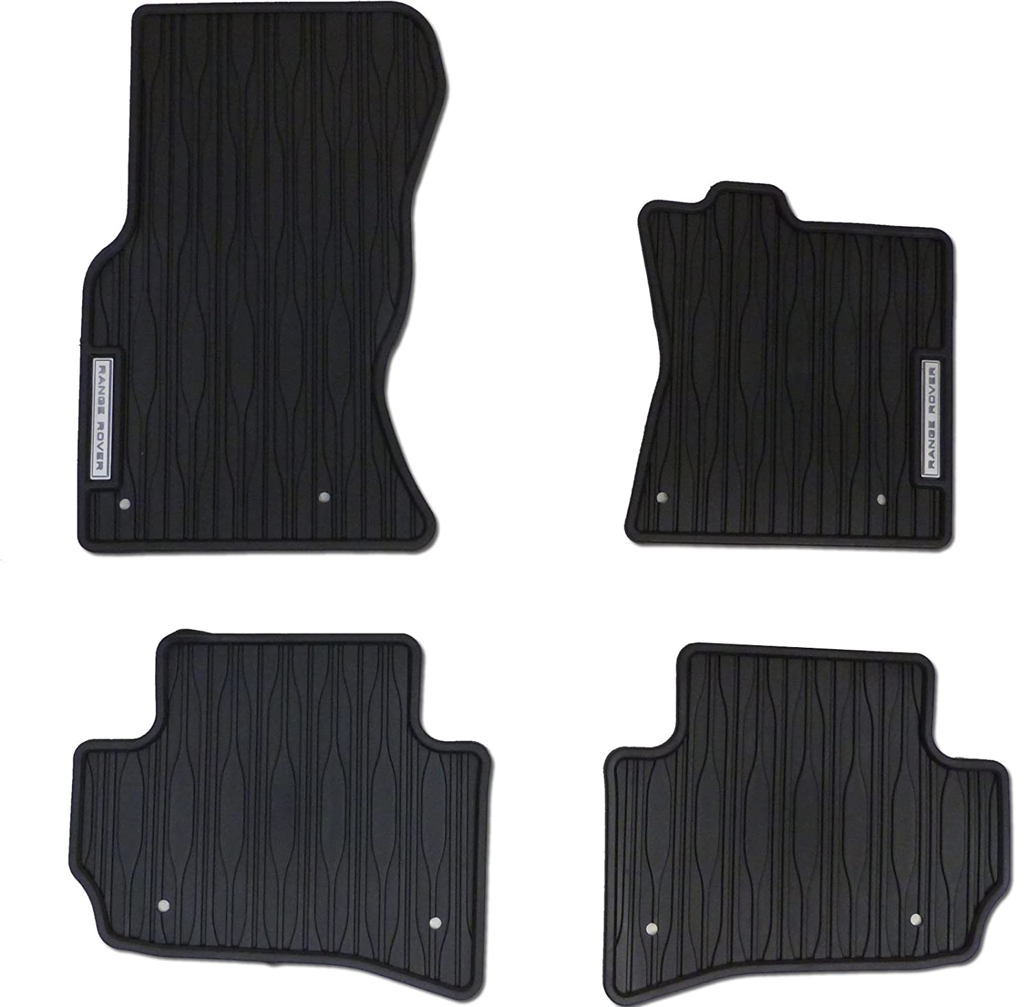 FSW Mx5 2006-2014 Fully Tailored Classic Carpet Car Floor Mats Black