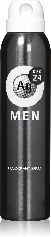 エージーデオ24 メンズ デオドラントスプレー 無香性 100g