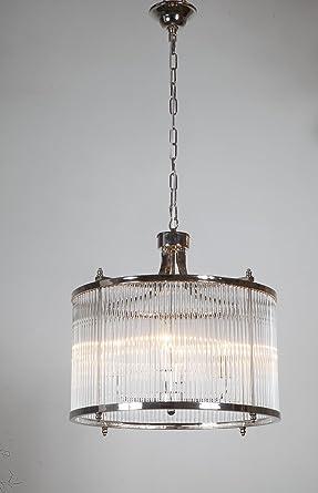 Amazon.com: A1A9 - Lámpara de techo redonda con tubo de ...