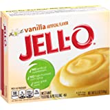 Jell-O Vanilla Instant Pudding Mix 5.1 Ounce