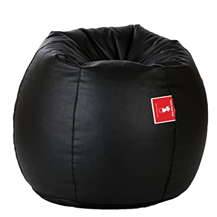 Stupendous Comfybean Teardrop Shape Bean Bag Size Xxxl Filled With Beans Filler Black Gamerscity Chair Design For Home Gamerscityorg