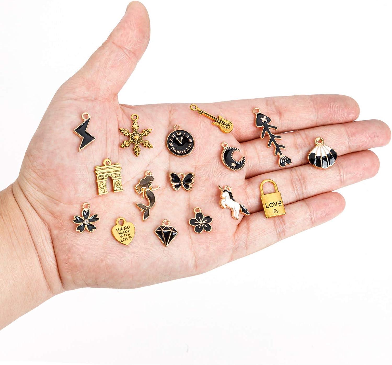 60//180pcs Tibetan Silver Hand Palm Charms Pendentifs Artisanat Bijoux 10x13mm