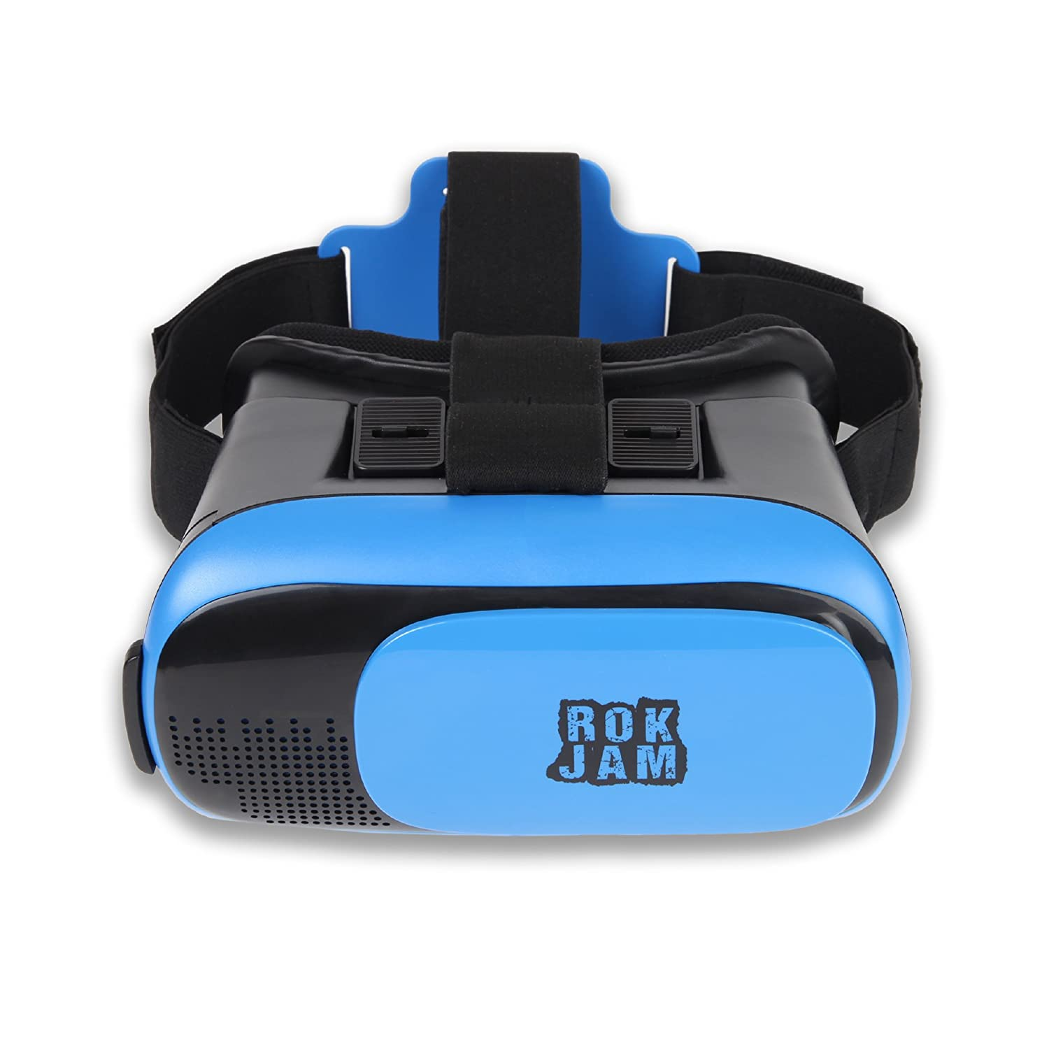 ROKJAM 3D VR Headset Technology For iPhone & Android Smartphones Fortyninersgoldrush LLC
