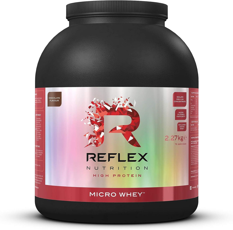 Reflex Nutrition Polvo De Proteínas De Suero Micro Whey ...