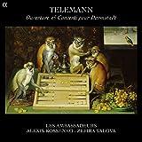 Telemann : Ouverture et Concerti pour Darmstadt