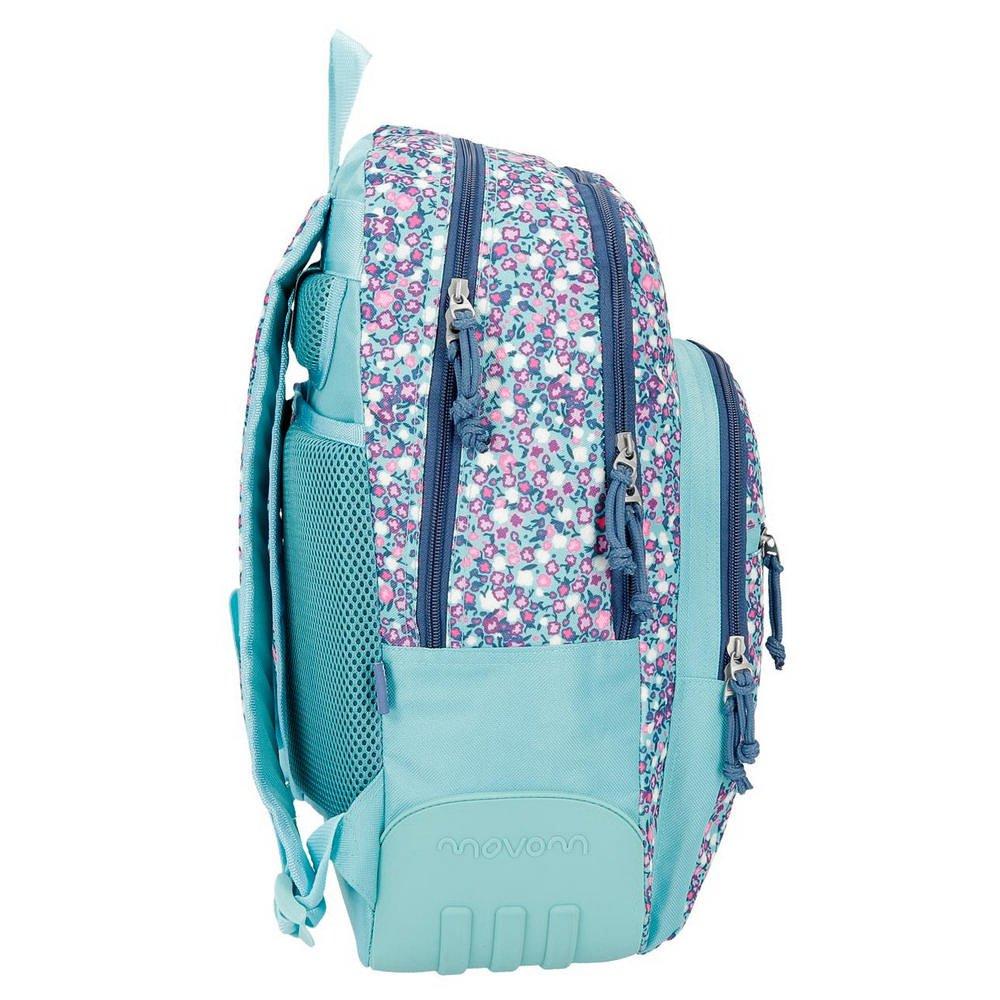 Movom Nina 3172461 Litros, Mochila Escolar, 45 cm, 21.6 Litros, 3172461 Azul e9d553