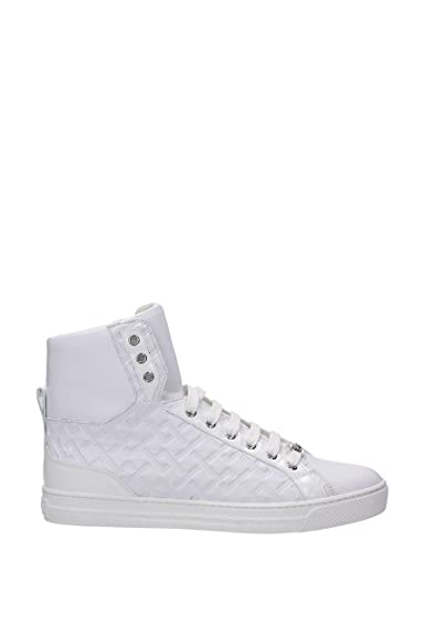Versace Sneakers Homme - Cuir (DSU6230DVBXGD01P) 43 EU  Amazon.fr ... bff25b8852e