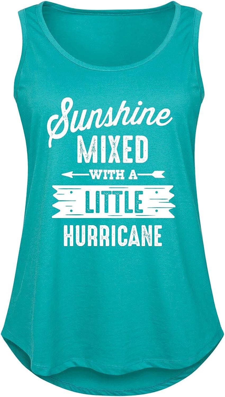 Sunshine Mixed Hurricane - Women's Plus Size Tank Top