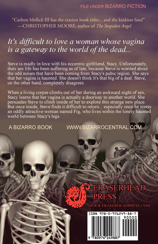 The Haunted Vagina: Carlton Mellick Iii: 9780976249887: Amazon: Books