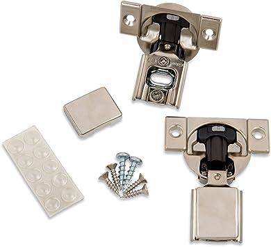 Blum 38C315B3 Angle 86 Bride Clip Pour Compact BLUMOTION Overlay Charnière 1pc