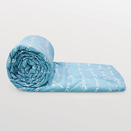 Reversible Microfibre Comforter/Blanket/Quilt/Duvet & Comforter, Ac…