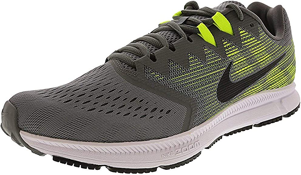 crema pestillo Obligatorio  Nike Men's Herren Zoom Span 2 Running Shoes: Amazon.co.uk: Shoes & Bags
