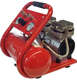 Compresor Portátil Silencioso Italiano Pintuc Modelo SIL 750/9 - Novedad