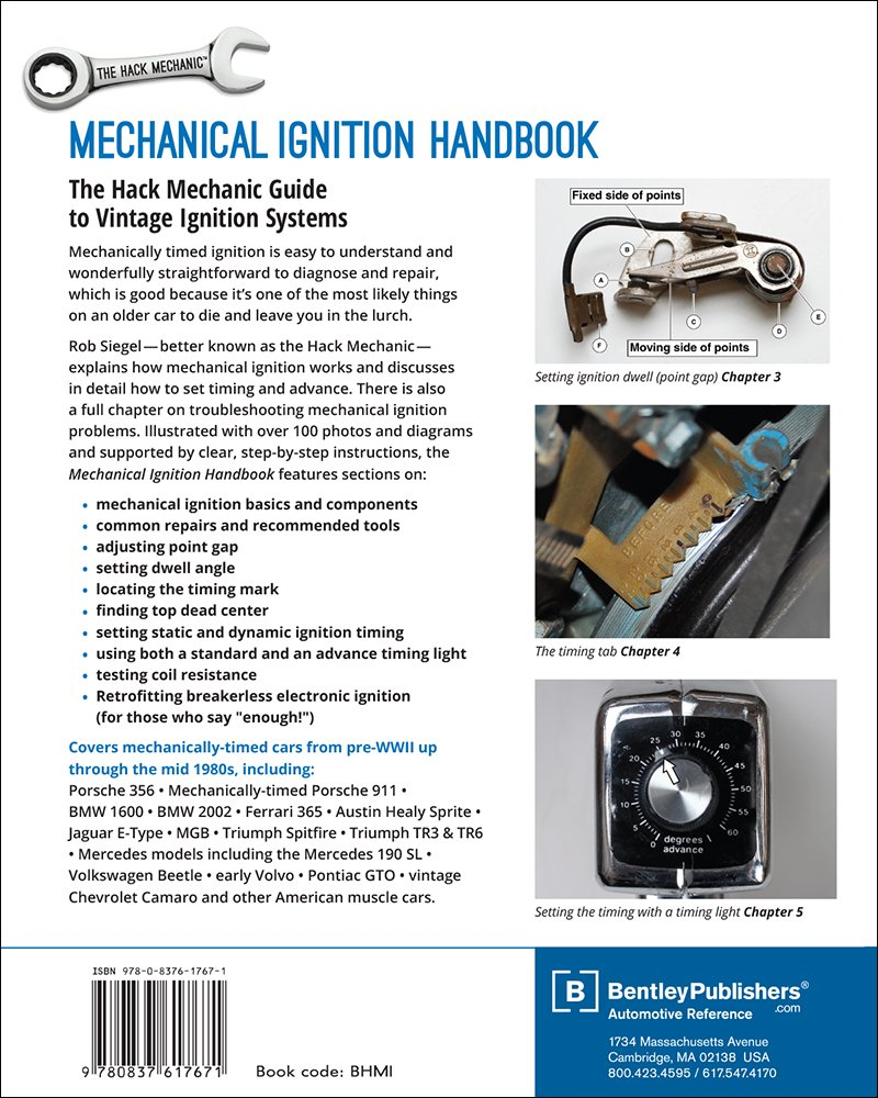 Mechanical Ignition Handbook: The Hack Mechanic guide to vintage ...