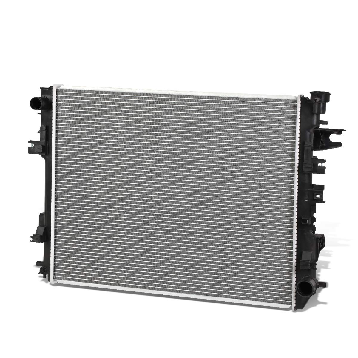 13129 Factory Style Aluminum Cooling Radiator for 09-18 Ram Truck 1500/2500/3500 3.6L/3.7L/4.7L/5.7L/6.4L AT Auto Dynasty