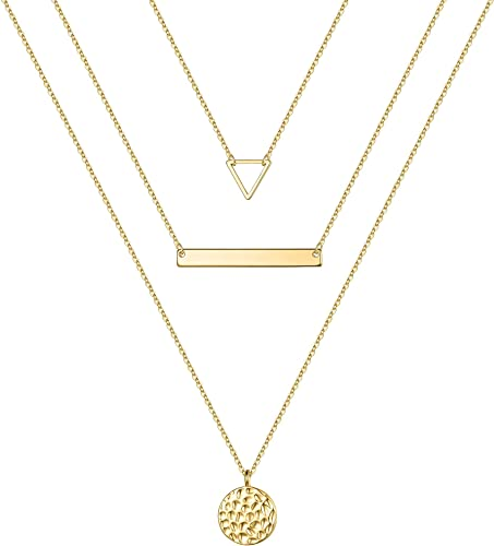 Free Amazon Promo Code 2020 for Dainty Layered Necklaces for Women