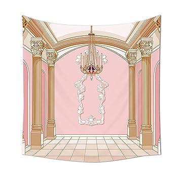 Amazon.com: Teen Girls Decor Collection Interior Of The Ballroom ...