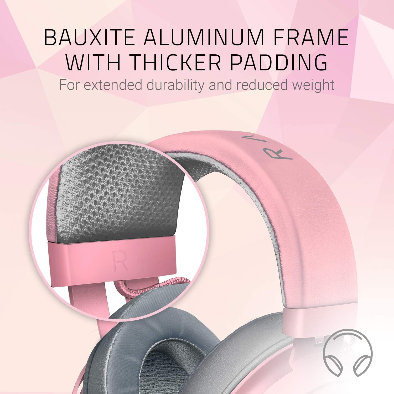 Razer Kraken Multi-Platform Wired Gaming Headset - Quartz 6