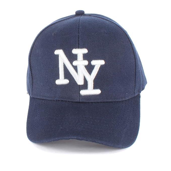 JOHNNY CHICOS - Gorra de béisbol - Liso - para Hombre JC-Cap-NY ...