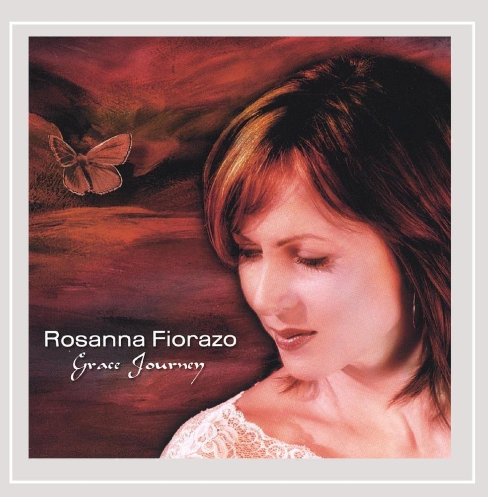 CD : Rosanna Fiorazo - Grace Journey (CD)