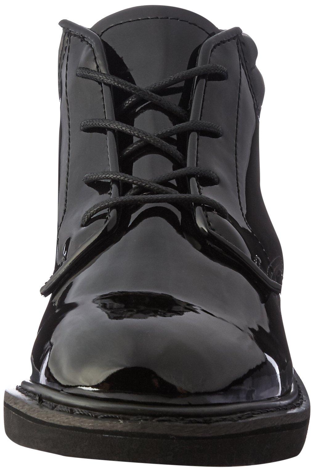 Rocky Men's 6 Inch Professional Dress 500-8 Work Boot,Black,10 XW US by Rocky (Image #4)