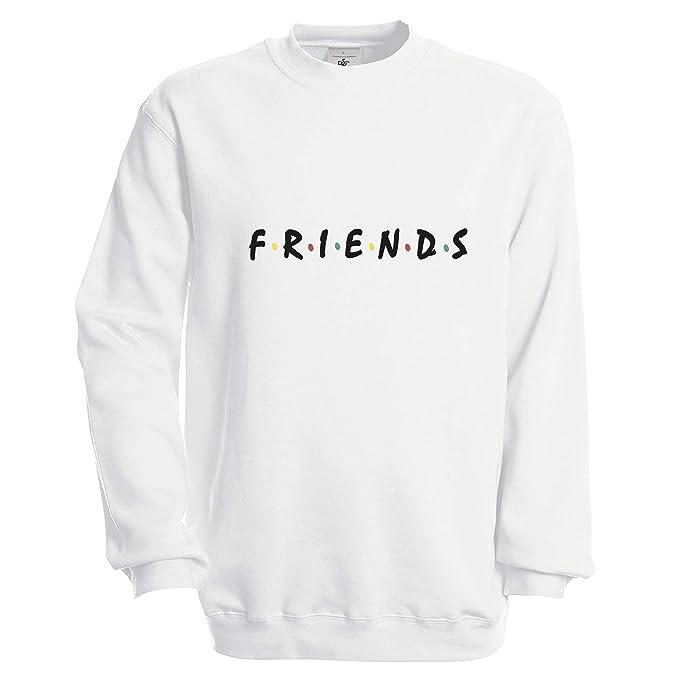 CHILLTEE Friends Cool Fun Style Friends TV Series Sudadera Unisex: Amazon.es: Ropa y accesorios