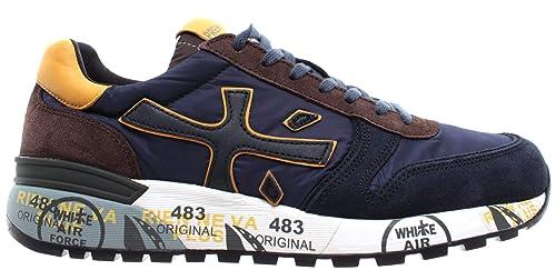 45 Amazon Mick it Sneaker Uomo Borse Da Blu Scarpe mick E 3249 Pre Premiata q8tzwvnTT