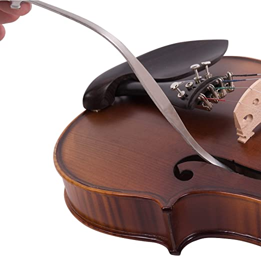 Violin S Style Sound post Setter,Violin Tool S Violin Column Hook,Stainless Steel