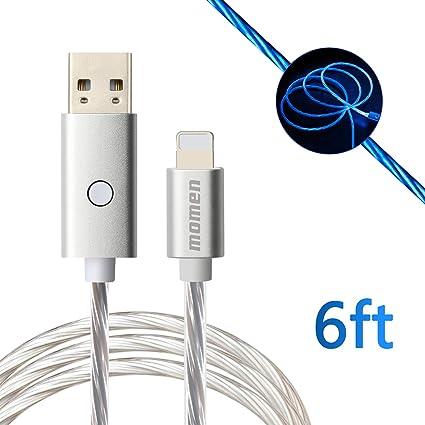 Amazon.com: Cable cargador para iPhone: Momen Store