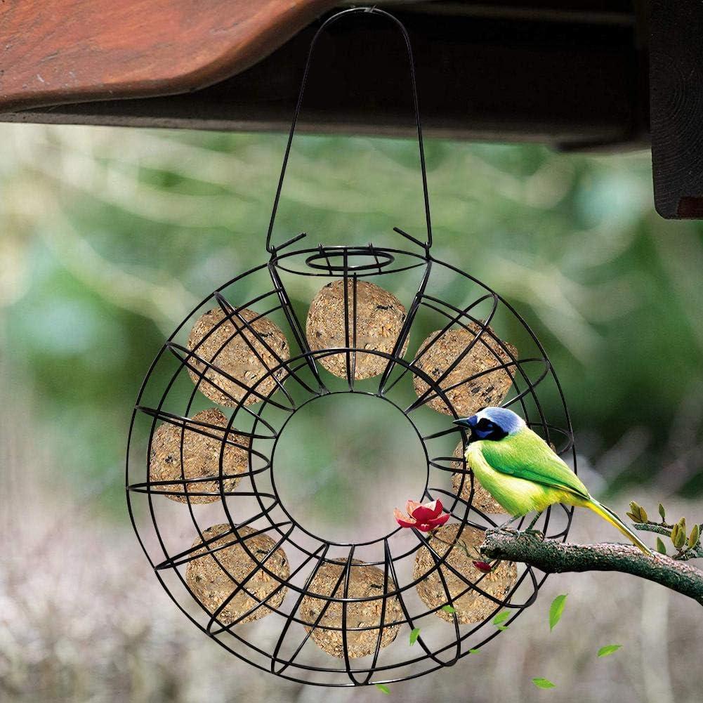 ANISTA-Industries anista Vent spirale r/éfl/échissants pour oiseaux contre Oiseaux et d/écoratif pour jardin et terrasse