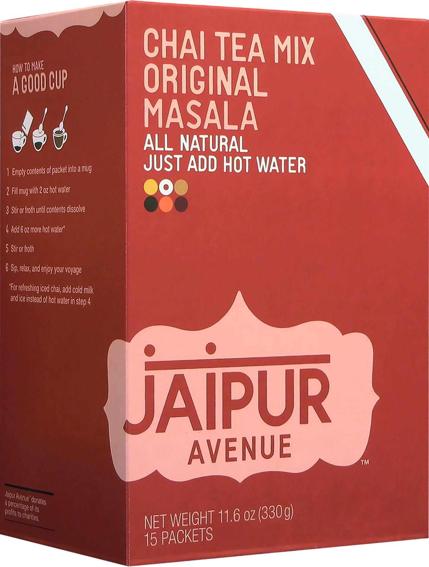 Jaipur Avenue Chai Tea Mix Masala