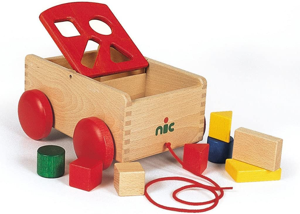 NIC 1552-1 Formenwagen rot Bio